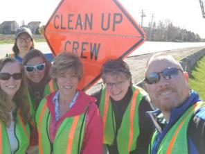 Clean Up Crew 4.25.19